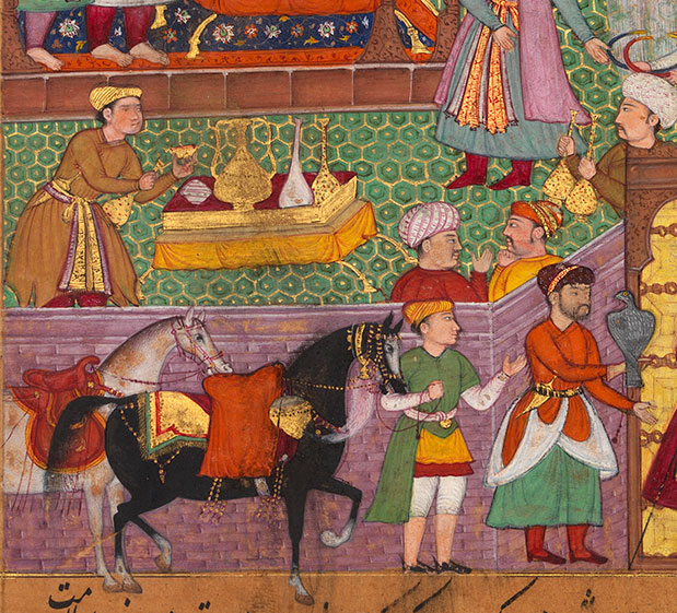 Prahlad Bubbar — Masters of the Mughal and Rajput Courts